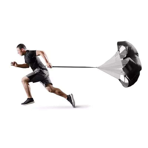 Professional Speed parachute Agility Training - DropSetFit