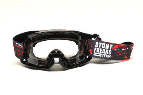 Mesh Fast goggle - clear lens