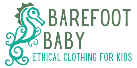 Barefoot Baby Ethical Clothing for Kids