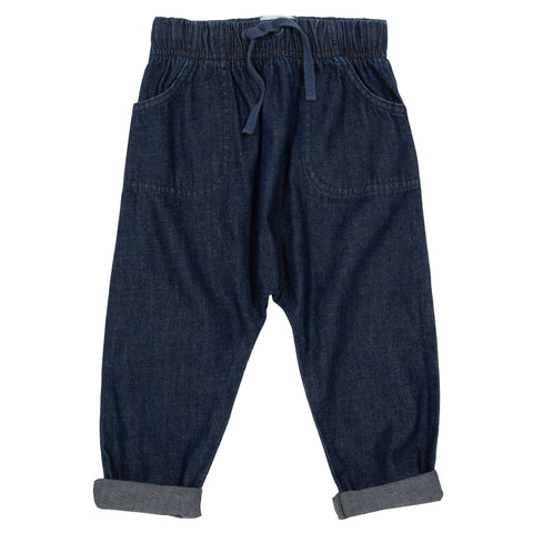 Kite Denim carrot pull ups