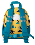 Frugi Little Adventurers Backpack Sunflower Puffling Away