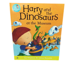 Bags of Imagination Book & Toy Set - Harry & the Dinosaurs at the Museum