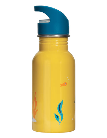 Splish Splash Steel Bottle - Puffin