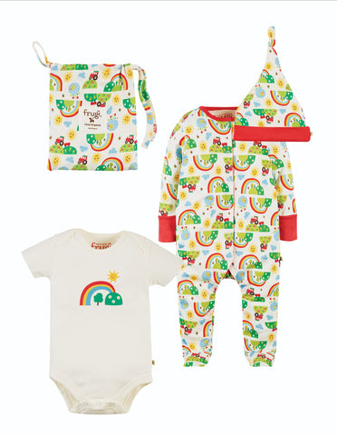 Frugi Happy Days Baby Gift Set
