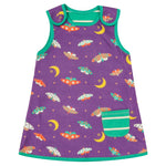 Piccalilly Reversible Dress - Moonlight Moth