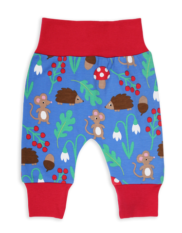 Toby Tiger Woodland Yoga Pants