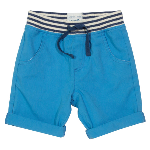 Kite Mini yacht shorts azure