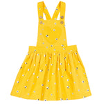 Kite Mini Honey Bee Pinafore