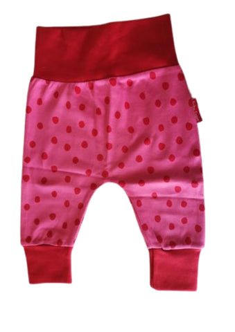 Toby Tiger Pink Dotty Yoga Pants