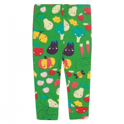 Piccalilly Grow Your Own Cuffed Leggings