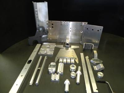Mopit Machined Parts