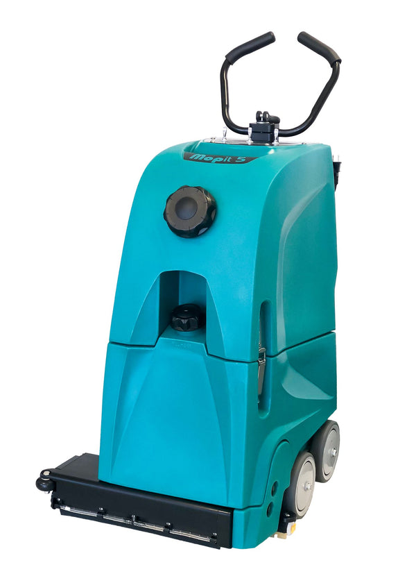 Mopit 5 Floor Scrubber Lease ($149/month) Sign-up by filling out the lease agreement form.