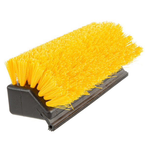 "10"" Floor Scrub Brush with Squeegee"
