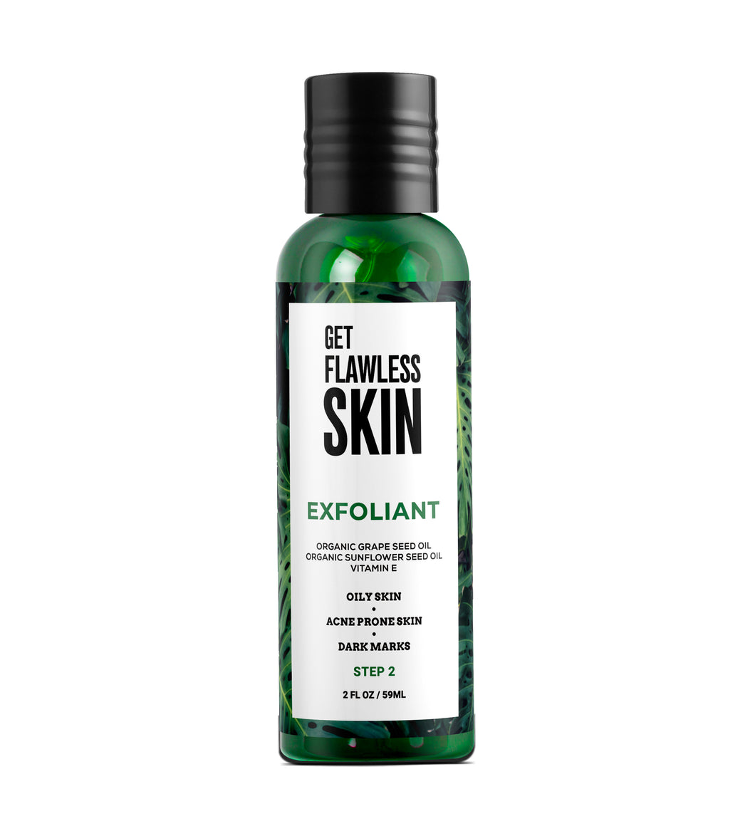 Gel-Facial Exfoliant - Get Flawless Skin