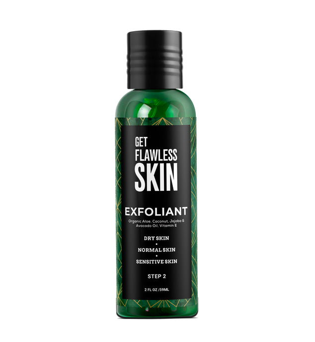Cream Exfoliant - Get Flawless Skin