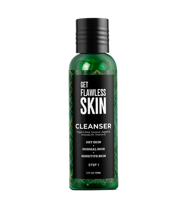 Cream Cleanser - Get Flawless Skin