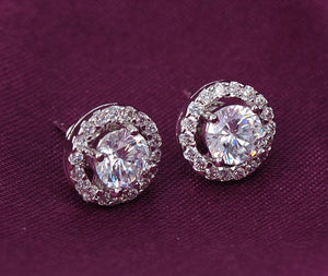Romantic Stud Earrings