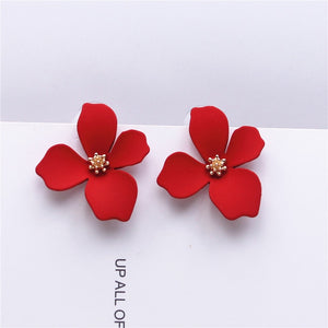 Lora Flower Earrings