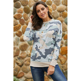Women Loose Long Sleeve Shirt