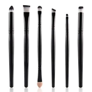 6pcs Makeup Brushes Sets Makeup Tools Eyeshadow Brush