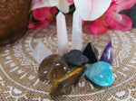 Spiritual Manifestation Gemstone Pack of 9 (#24)