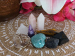 Spiritual Manifestation Gemstone Pack of 9 (#25)