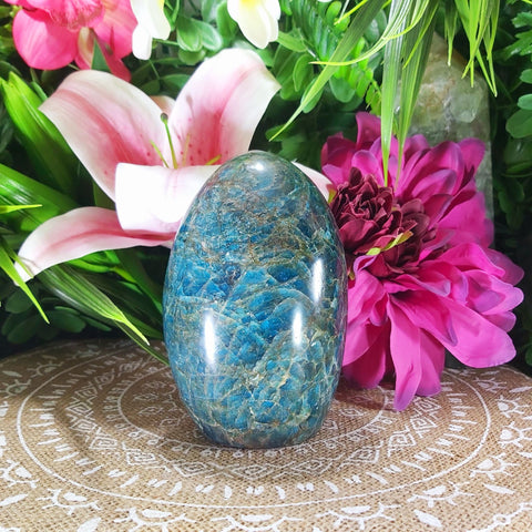 Apatite Third Eye Chakra Gemstone 1308 gms (GEM87)