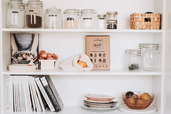 5 Eco-Conscious Reasons To Start Bulk Buying