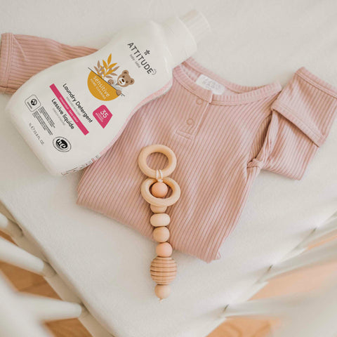 laundry detergent for baby's clothes