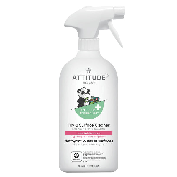 ATTITUDE Nature+ Toy & Surface Cleaner Fragrance-free _en? _main?