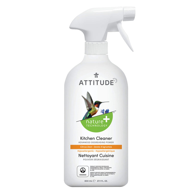 ATTITUDE Nature+ Kitchen Cleaner Citrus Zest _en?_main?