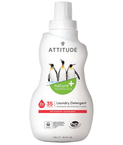 ATTITUDE Nature+ Laundry Detergent Pink Grapefruit _en?_main?