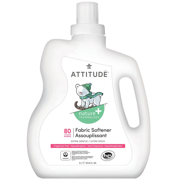 ATTITUDE Nature+ Baby Fabric Softener Fragrance-free _en?_main?