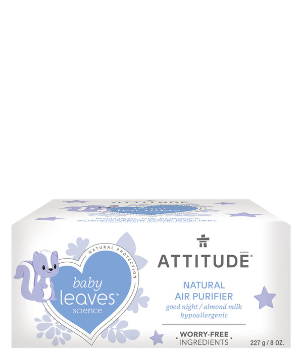 ATTITUDE baby leaves™ Natural Air Purifier Almond Milk _en?_main?