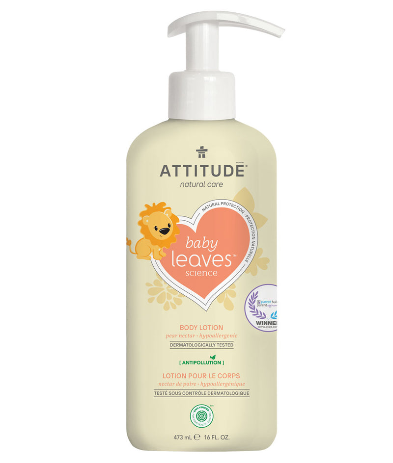 ATTITUDE baby leaves™ Natural Body Lotion Pear Nectar _en?_main?