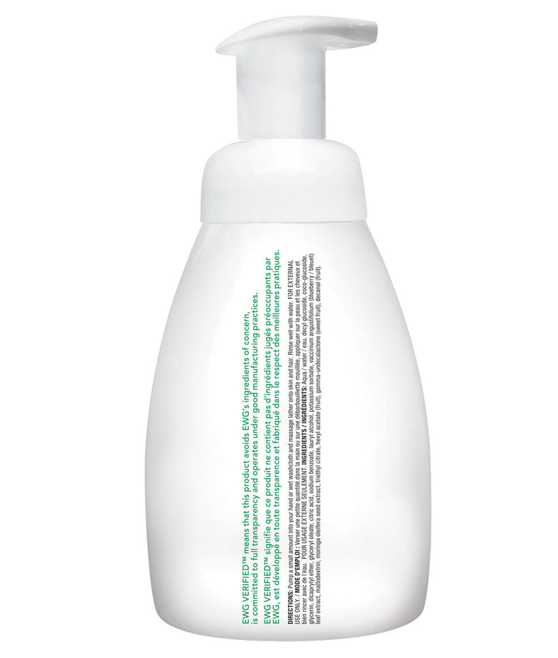 ATTITUDE baby leaves™ 2-in-1 Hair and Body Foaming Wash Sweet Apple _en?_hover?