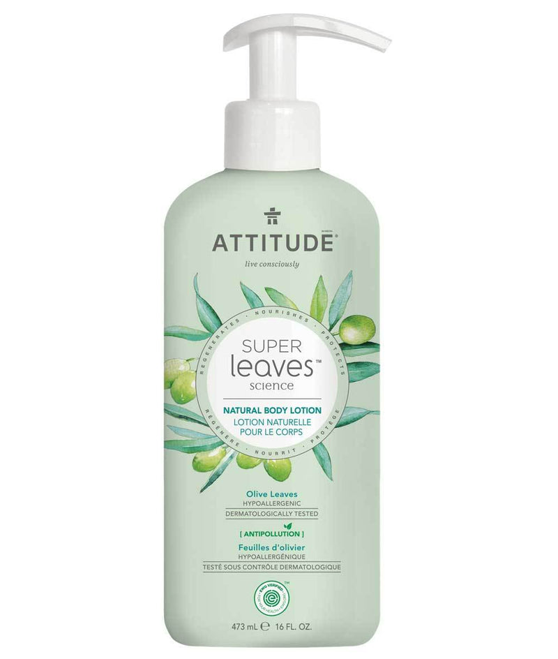 ATTITUDE Super leaves™ Body Lotion Nourishing Olive Leaves _en?_main?