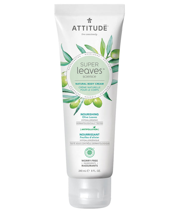 ATTITUDE Super leaves™ Body Cream Nourishing Olive Leaves _en?_main?