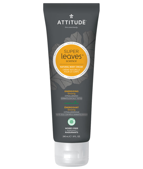 ATTITUDE Super leaves™ Body Cream Energizing Ginseng _en?_main?
