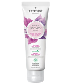 ATTITUDE Super leaves™ Body Cream Soothing White Tea Leaves _en?_main?