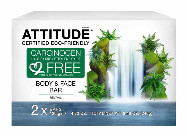 ATTITUDE Revival Body & Face Bar Soap _en?_main?