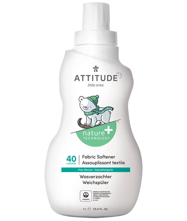 ATTITUDE Nature+ Baby Fabric Softener Pear Nectar _en?_main?