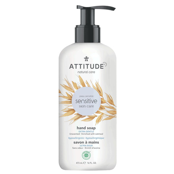ATTITUDE Sensitive skin Extra Gentle Hand Soap Fragrance-free _en?_main?