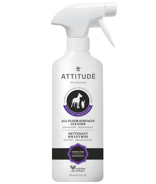80560-ATTITUDE-Furry-Friends-All Floor Surfaces Cleaner : Coco Lime_en?_main?