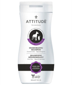 ATTITUDE Coco Lime Deodorizing Shampoo For Pets _en?_main?