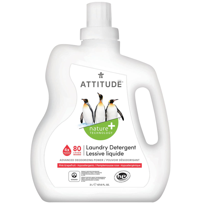 12086-ATTITUDE Nature+ Laundry Detergent Pink Grapefruit _en?_main?