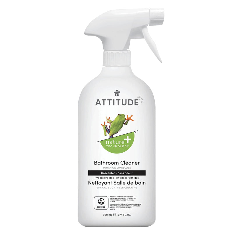 ATTITUDE Nature+ Bathroom Cleaner Unscented 10490_en?_main?