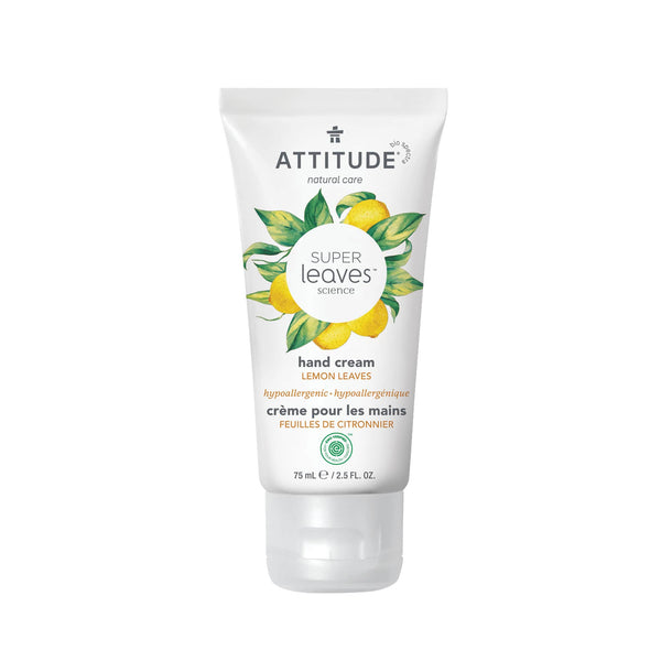 ATTITUDE Hand Cream Super leaves™ Lemon Leaves _en? _main?