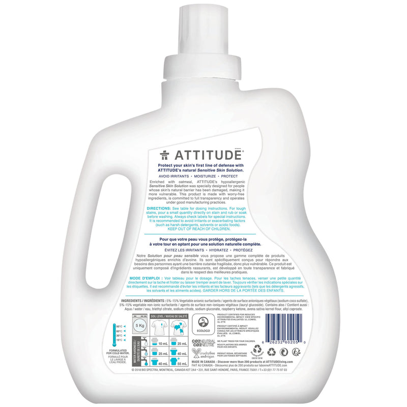 ATTITUDE Eczema Solution Laundry Detergent Fragrance-free _en?_hover?