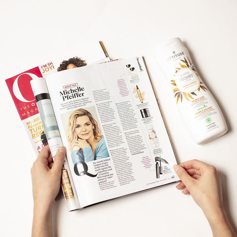 Michelle Pfeiffer favorite shampoo as Seen in O, The Oprah Magazine! _en? _review?